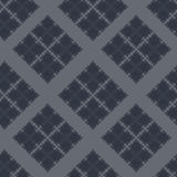 Mooi textielpatroon, naadloze Vector Stock Afbeeldingen