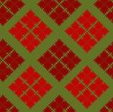 Mooi textielpatroon, naadloze Vector Royalty-vrije Stock Foto's