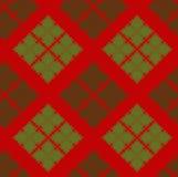 Mooi textielpatroon, naadloze Vector Royalty-vrije Stock Foto