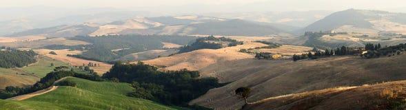 Mooi Toscanië Royalty-vrije Stock Foto