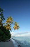 Mooi tropisch strand Royalty-vrije Stock Fotografie