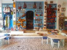 Mooi Tunesië royalty-vrije stock afbeeldingen