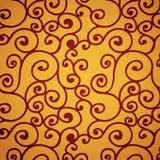 Mooi vector naadloos patroon Royalty-vrije Stock Afbeelding