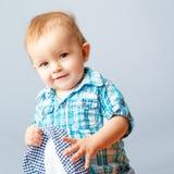 Mooi weinig baby Royalty-vrije Stock Foto