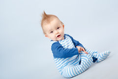 Mooi weinig baby Stock Afbeelding