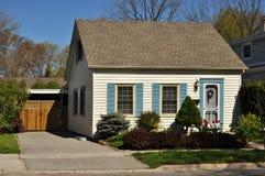 Mooi weinig huis Stock Afbeelding