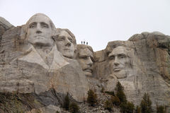 Mooi zet Rushmore op Stock Foto's
