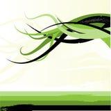 Mooie abstracte achtergrond Stock Afbeeldingen