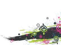 Mooie abstracte achtergrond vector illustratie