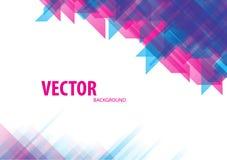 Mooie abstracte achtergrond voor banners vector illustratie
