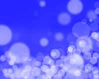 Mooie abstracte blauwe achtergrond Royalty-vrije Stock Fotografie