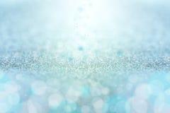 Mooie Abstracte Bokeh-Achtergrond stock afbeeldingen