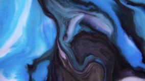 Mooie abstracte water kleurrijke achtergronden stock video