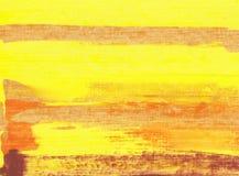 Mooie achtergrond met geel, groot ontwerp voor om het even welke doeleinden stock illustratie