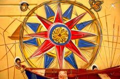 Mooie achtergrond van Los Abrigos Royalty-vrije Stock Foto
