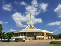 Mooie architectuur Royalty-vrije Stock Foto's