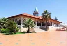 MOOIE ARCHITECTUUR TURKIJE Royalty-vrije Stock Afbeeldingen