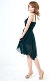 Mooie Aziatische vrouw Stock Foto's