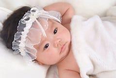 Mooie baby Royalty-vrije Stock Afbeeldingen
