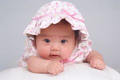 Mooie baby Stock Foto's