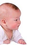 Mooie babyjongen Royalty-vrije Stock Afbeelding