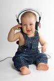Mooie babyjongen Royalty-vrije Stock Afbeeldingen