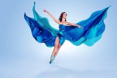 Balletdanser stock afbeeldingen