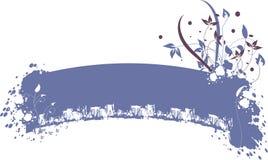 Mooie banner Stock Foto