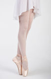 Mooie benen van een ballerina in pointe Royalty-vrije Stock Fotografie