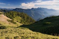 Mooie berg stock afbeeldingen