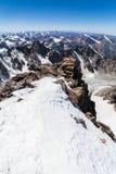 Mooie berg lanscape Stock Foto's
