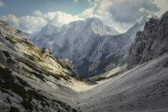 mooie bergen Stock Fotografie