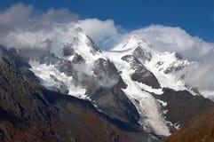 Mooie bergen Royalty-vrije Stock Afbeelding