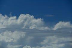 Mooie blauwe hemel Stock Foto's