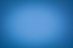 Mooie blauwe kleur met vignetbehang Stock Afbeeldingen