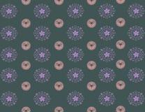 Mooie bloemenachtergrond Stock Foto's