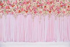 Mooie bloemenachtergrond royalty-vrije stock fotografie
