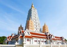 Mooie boeddhisme Thaise tempel Royalty-vrije Stock Foto