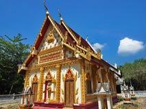 Mooie boeddhistische tempel stock foto