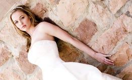 Mooie Bruid Royalty-vrije Stock Afbeelding
