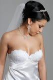 Mooie bruid Stock Fotografie