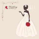 De uitnodiging van het huwelijk. Royalty-vrije Stock Fotografie