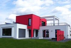 Mooie bungalow Stock Afbeelding