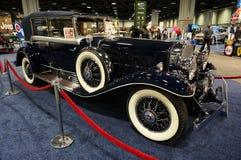 Mooie Cadillac-Faëton Royalty-vrije Stock Afbeeldingen