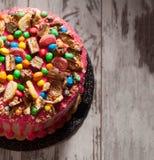 Mooie cake Stock Foto's