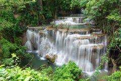 Mooie cascade Stock Foto