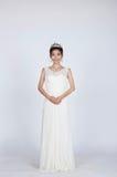 Mooie Chinese bruid stock foto