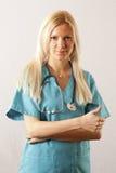 Mooie chirurg Stock Fotografie