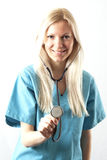 Mooie chirurg Royalty-vrije Stock Afbeelding