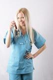 Mooie chirurg Stock Afbeelding